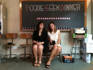 Foodie Geek Dinner Milano